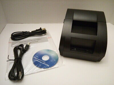 58mm Pos Usb Thermal Receipt Printer Point Of Sale For Cash Register Supermarket
