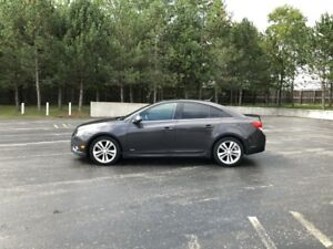 2014 CHEV CRUZE 2LT RS FWD