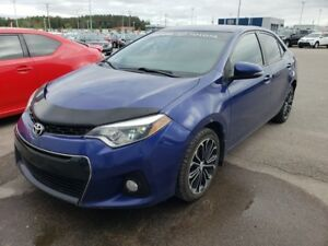 2014 Toyota Corolla * S * CUIR * TOIT OUVRANT * MAGS * GR ÉLECTR