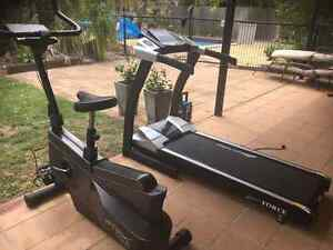 Treadmill and exercise bike Invermay Ballarat City Preview