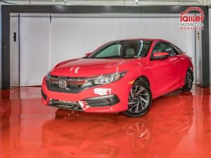 2016 Honda Civic Coupe LX**BLUETOOTH**CAMERA DE RECUL**