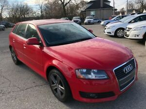 2009 Audi A3 2.0T/ONE OWNER/NO ACCIDENT/CERTIFIED/WARRANTY INCL