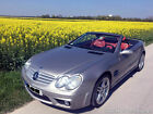 Mercedes SL R230 55 AMG Test