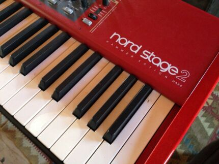 Nord Stage 2 88 keyboard