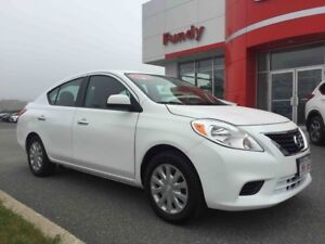 2014 Nissan Versa LOW LOW PAYMENTS !