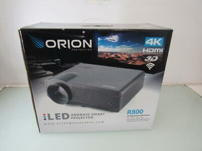 Orion R800 Professional LED Android Smart 4K HDMI 3D Home Theater Projector