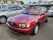 2000 Toyota Corolla Ascent 4Cyl Sedan Auto (LOW KMS ) Maryborough Fraser Coast Preview