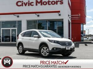 2014 Honda CR-V TOURING LEATHER ROOF NAVI
