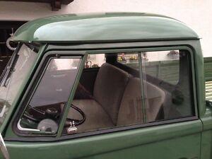 Türdichtung Fensterdichtung Samtdichtung VW Bus T1 Samba Dichtung Tür Fenster