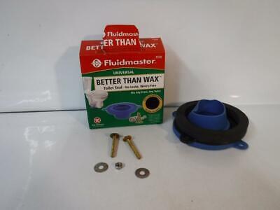 Fluid Master Better Than Wax Toilet Seal