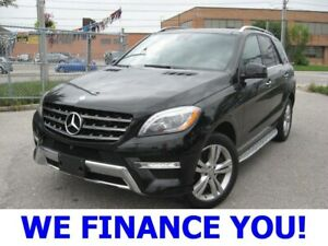 2015 Mercedes Benz M-Class ML 350 BlueTEC
