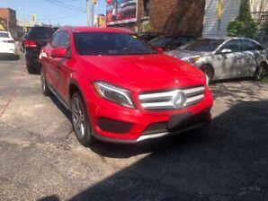 2015 Mercedes-Benz GLA GLA 250 4matic cam sunr nav amgpck certified 1owne