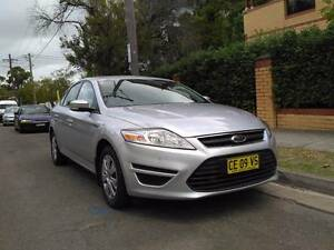 2012 Ford Mondeo Hatchback,diesel turbo, no accident Burwood Burwood Area Preview