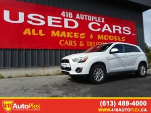 2013 Mitsubishi RVR SE AWD Automatic ALL WHEEL DRIVE
