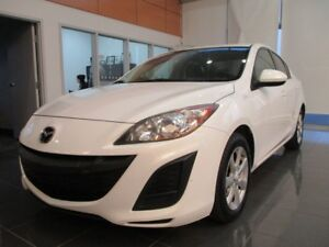 2011 Mazda Mazda3 GX+ GROUPE ÉLECTRIQUE COMPLET+ MAGS GX+ GROUPE
