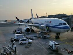 1 Airbus A330-200 der AIR CHINA