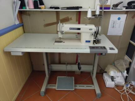 silent industrial sewing machine
