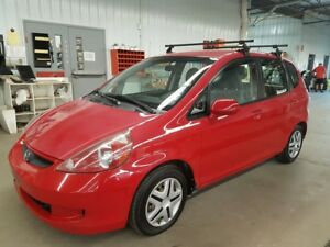 2007 Honda Fit DX BAS KILOMETRAGE !!