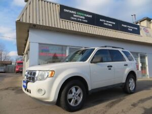 2009 Ford Escape LEATHER,4WD,6CYL,  ALL POWERED,FOGS,ALLOYS