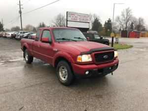 2008 Ford Ranger Sport No Rust Certified