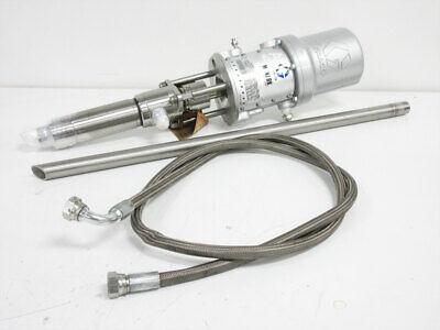 Graco 224343 Fluid Drum Piston Pump Monark 51 Pneumatic 2-ball W Hose Tube
