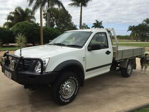 2007 Holden Rodeo LX RA Manual Ute MY07 Ayr Burdekin Area Preview