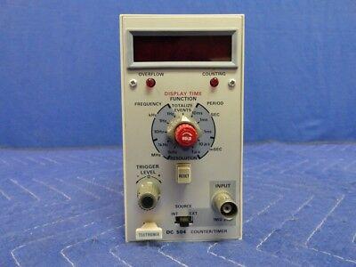 Tektronix Tek Dc504 Countertimer 80 Mhz Plug-in For Tm500 C22