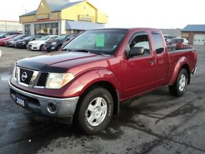 2006 Nissan Frontier SE KingCab 4.0L 6ft Box