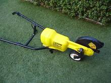 Lawn edger (Atom) absolute quality-New price $329. Ex. Cond Glenelg Holdfast Bay Preview