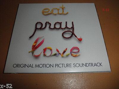 EAT PRAY LOVE soundtrack CD Sly NEIL YOUNG marvin gaye Gato Barbieri VEDDER