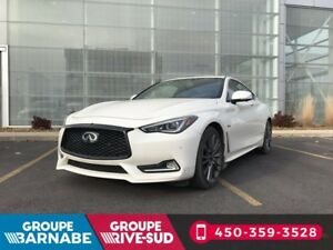 2017 Infiniti Q60 Coupe 3.0t RED SPORT 400CH TECHNOLOGIE 3.0T RE