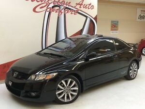 2011 Honda Civic Cpe Si
