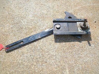 1941 42 46 47 48 Dodge Desoto Chrysler Conv NORS Left DOOR WINDOW REGULATOR