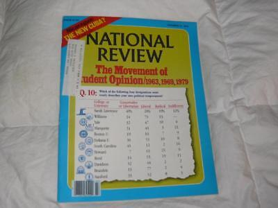 National Review Magazine   November 23 1979   Pope John Paul Ii   Sandinistas