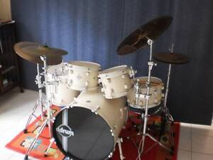 Used drum set Beacon Hill Manly Area Preview