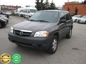 2004 Mazda Tribute LX