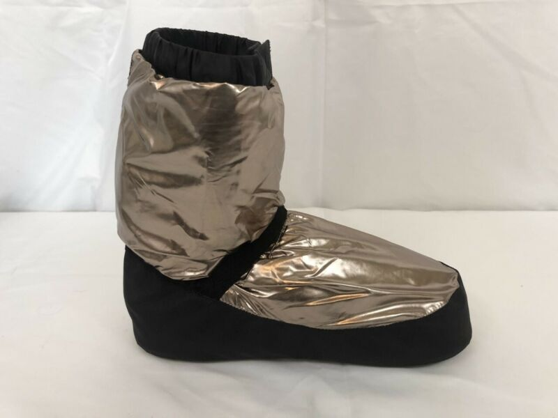 Bloch Linna & Max Dance Iridescent Warm Up Booties (sizes/colors in description)