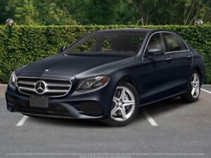 2019 Mercedes Benz E300 4MATIC Sedan