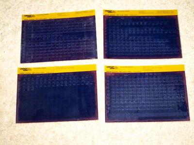 Austin Allegro Range Parts Microfiche.