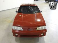 Miniature 3 Voiture American classic Ford Mustang 1988