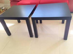 Wooden Coffee Tables - IKEA, Two pieces Birmingham Gardens Newcastle Area Preview