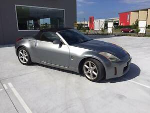 Nissan 350z convertible in top condition cheapest out there!!! Arundel Gold Coast City Preview