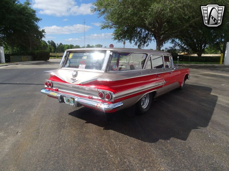 Image 8 Voiture American classic Chevrolet Nomad 1960