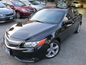2014 Acura ILX EX-L-LEATHER-SUNROOF-SPORT-LOADED