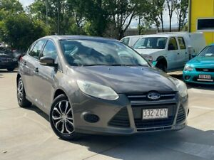 2011 Ford Focus LW Ambiente PwrShift Grey 6 Speed Sports Automatic Dual Clutch Hatchback South Toowoomba Toowoomba City Preview