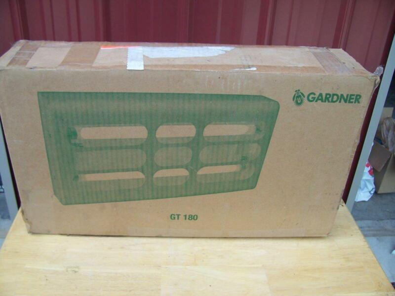 Gardner GT-180 Fly Light Trap Flying Insect Pest Bug Wall Mount - BRAND NEW