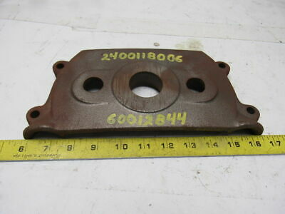 2400118006 Crane Hoist Sheave Guard
