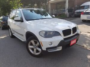 2009 BMW X5 30i, AWD,7 Pass,Leather,Roof,Power Trunk,Alloy,Fog