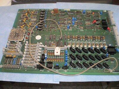 Thermco Tmx-90xx 124510-001 Gas Interface Board Rev C Mf 99581 86-47