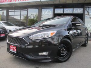 2015 Ford Focus SE-BACK UP CAMERA-BLUETOOTH-HEATED